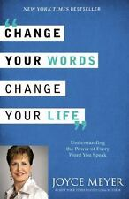 *New* Change Your Words, Change Your Life by Joyce Meyer