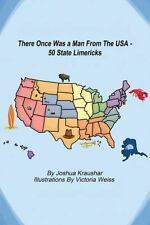 There Once Was a Man from the U.S. A.: 50 State Limericks (Paperback or Softback