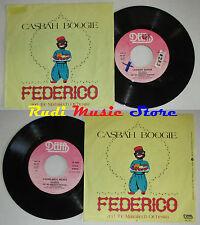 LP 45 7'' FEDERICO MARRAKECH OLANDESE VOLANTE Casbah boogie 1983*italy cd mc dvd