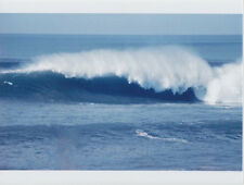 "1969 WAIMEA BAY 50 FOOT CLOSEOUT WAVE GICLEE UNMOUNTED PHOTO ON 8.5x11"" PAPER"