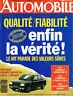 magazine automobile: L'automobile N°517 juillet 1989
