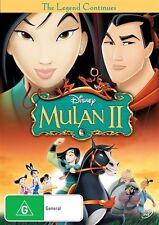 Mulan 2 NEW R4 DVD