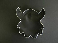 "Norwegian Danish Swedish Viking Cookie Cutter 4.5"" #186V"
