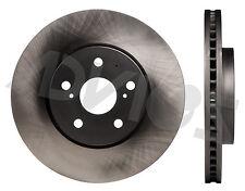 ADVICS A6F055 Front Disc Brake Rotor