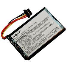 HQRP 1100mAh Battery for TomTom 540 550 740 740TM 940 950 Live XXL IQ Routes