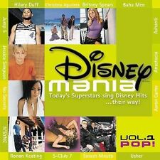 Disneymania by Disney (CD, Sep-2002, Disney)