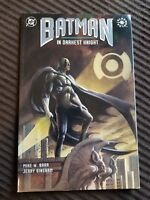 Batman: In Darkest Knight - Barr, Bingham Elseworlds (1994, DC) NM/VF