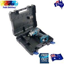 "Brushless motor 1/2"" impact wrench Cordless For Makita 18V battery + TOOL BOX AU"