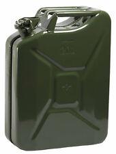 HP Stahlblech-Benzinkanister 20L Farbe Olivgrün RAL 6003 UN-Zulassung 10120 !
