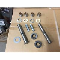 1928 - 1948 Ford Straight Solid Axle Spindle King Pin Kingpin Set Kit + Bushings
