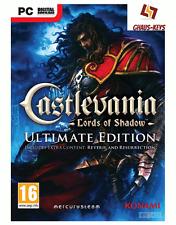 Castlevania Lords of Shadow Ultimate edition STEAM KEY PC Game [SPEDIZIONE LAMPO]