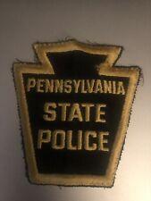 Pennsylvania  Police -PA State Police  PA  Police Patch