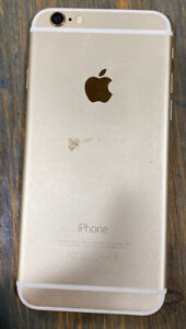 Apple iPhone 6 - 16GB - Gold (Sprint) A1586 (CDMA + GSM) For Parts