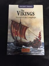 Ancient Civilizations DVD The Vikings Voyage Of The Longships Hist Channel Vol 2
