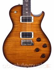 PRS Mark Tremonti Signature guitare électrique, 10 supérieur, AMBRE NOIR (
