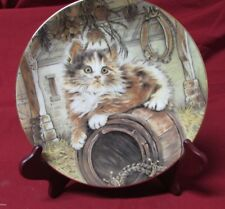 Country Kitten Classics by Royal Worcester Crown Ware Bone China