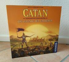 Die Siedler von Catan - Die Legende der Eroberer / Szenarien für Städte & Ritter