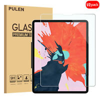 1/2 pack Tempered Glass Screen Protector For iPad Pro 2018 (11/ 12.9 Inch ) US