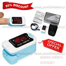 Pouch+ Saturimetro Da Dito Pulsossimetro Ossimetro Finger Pulse Oximeter