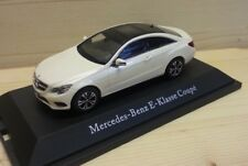 Mercedes E-Klasse Coupe diamant weiss 2013 - 1:43