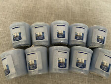 Set Of 10 Yankee Candle Life's A Breeze Votives New Free Shipping