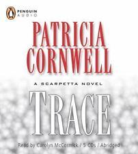 Kay Scarpetta: Trace No. 13 by Patricia Cornwell (2004, CD, Abridged)