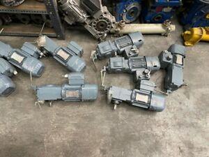Sew gearmotor 0.25KW 12r/min HW30