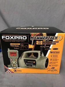 FOXPRO HammerJack 2 Digital Game Call - Gray