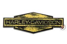 HARLEY DAVIDSON DIAMOND TOP VEST PIN * OLD SCHOOL * MOTORCYCLE BIKER