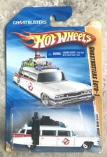 Hot Wheels Ghostbusters Ecto-1 Collector Series 1:64 Diecast