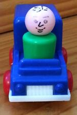 Fisher Price Little People Man In Truck