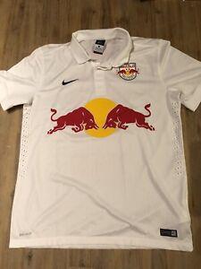 Jonathan Soriano FC Red Bull Salzburg Trikot + Authentic Spieler Größe L