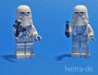 LEGO Star Wars - 2 x Imperial Snowtrooper 911726  Limited Edition / OVP NEUWARE