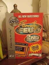 Family Feud 2nd Edition Dvd Game All New Questions! Imagination 2006