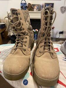 Excellent Condition Magnum Combat Style Boots Size 10