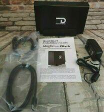 Fantom Drives 2TB eSATA USB 3.0 Black Aluminum External Hard Drive - GF3B2000EUA