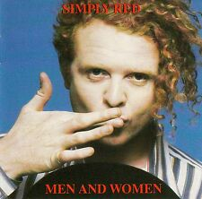 Simply Red: men and women/CD (WEA Records 1987) - NUOVO