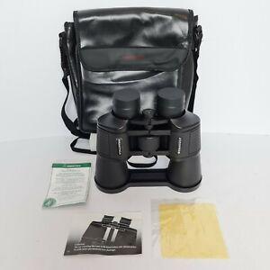 Praktica W20 X 50ZCF Binoculars Inc Neck Strap, Lens Covers & Original Carry Bag