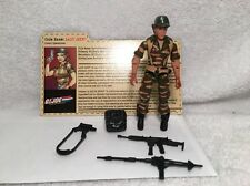GI JOE 2003 JOECon Convention Operation Anaconda LADY JAYE w/FILE CARD