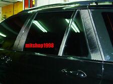 BMW X5 E53 99-06 Carbon Fiber Pillar Panel Covers