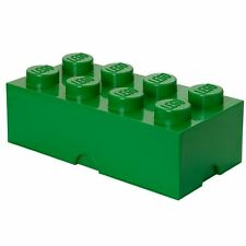 Lego Aufbewahrungsbox Storage Brick 8 Grün