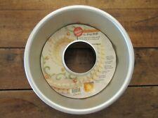 "WILTON ALUMINUM CAKE PAN 8"" RING MOLD 2105-190 NOS HARD TO FIND"