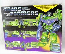 Transformers Original G1 1985 Devastator Gift Set Complete w/ Box