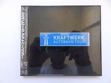 KRAFTWERK - AUTOBAHN TOUR LIVE 1975 - JAPANESE CD
