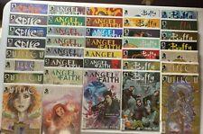 Season 9 - Buffy The Vampire Slayer / Willow / Spike / Angel & Faith - 37 Comics
