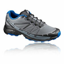 Chaussures de fitness, athlétisme et yoga gris Salomon pour homme