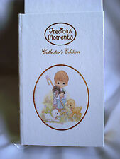Holy Bible Precious Moments Collector's Edition New King James Version Book