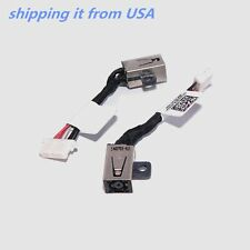 """NEW DC POWER JACK HARNESS IN CABLE FOR Dell Inspiron 13.3"""" 2-in-1 i5368-2405GRY"""