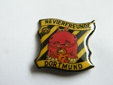 BVB 09 BORUSSIA Dortmund - Revierfreunde - Pin. 19 x 17 mm.