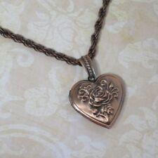 Copper Fashion Lockets